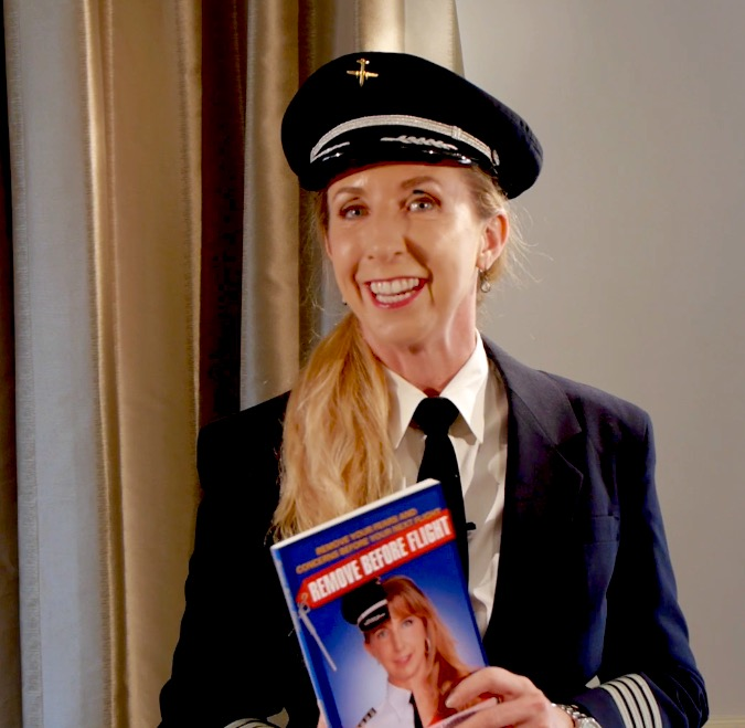Read more about the article Captain Laura is Keynote Speaker for Women's History Month