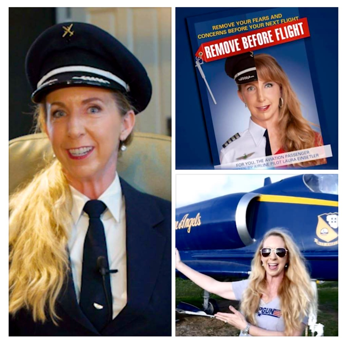 Read more about the article Captain Laura's New Promo Clip!