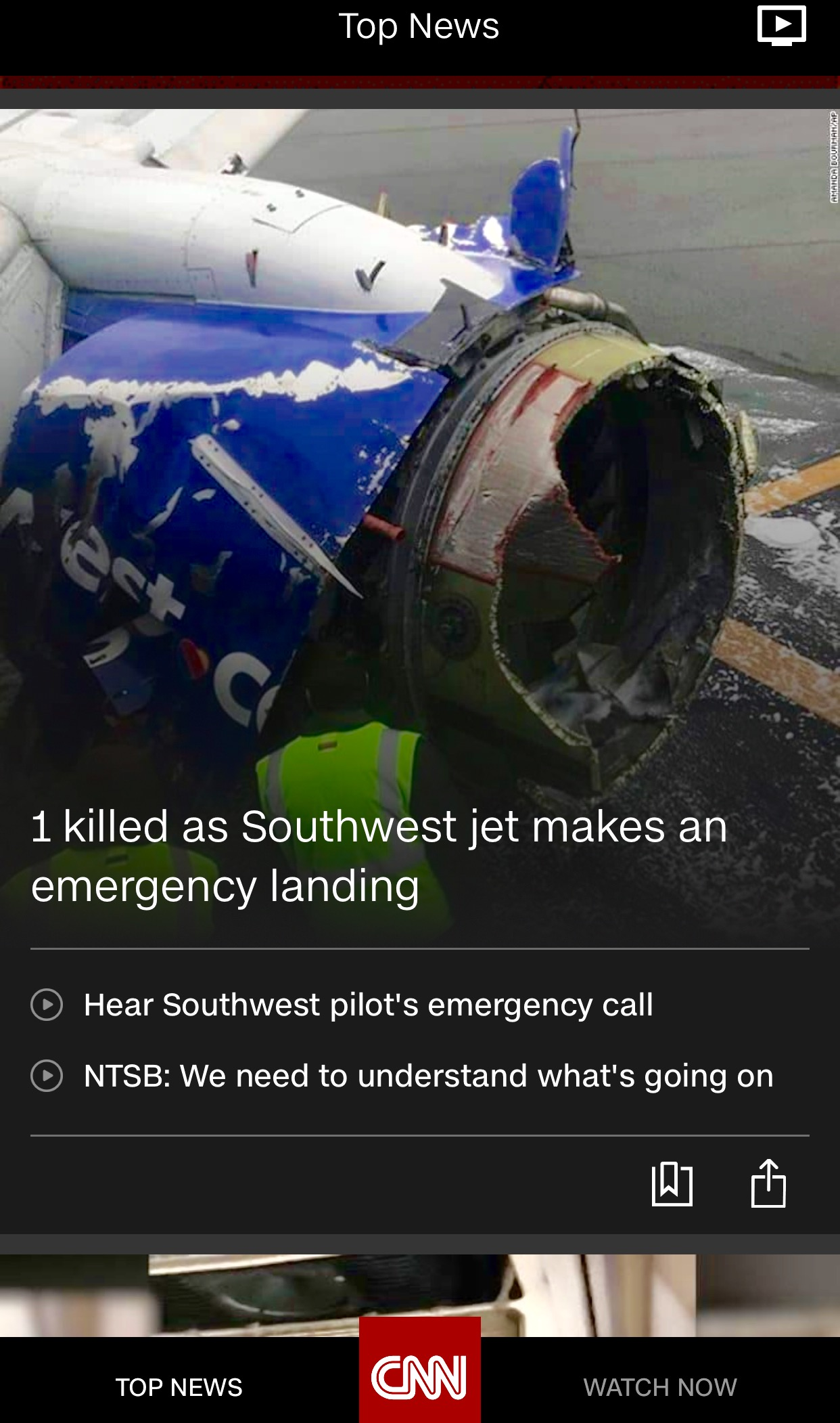 Read more about the article Incident – Air Travel and Mid Flight Engine Failures
