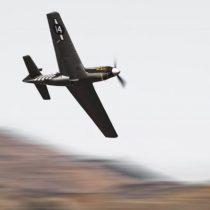 Incredible flight shot of Air Racing in Reno, Nevada!