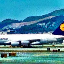 A380 SFO