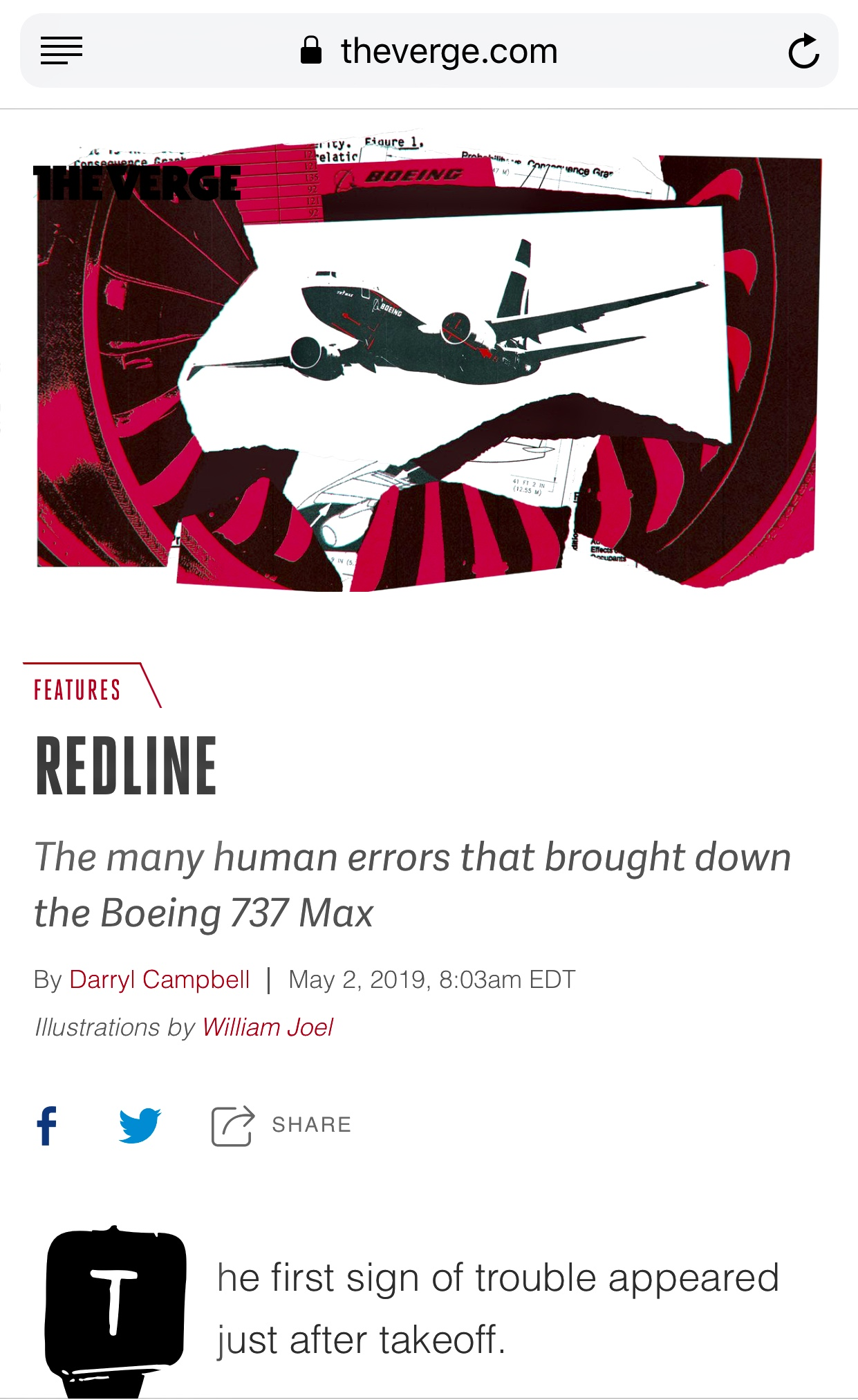 Read more about the article What went wrong? The case of the Boeing 737 Max