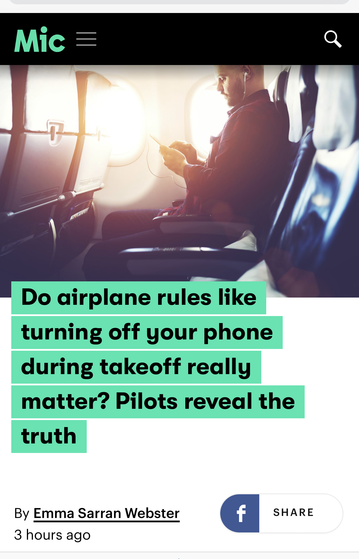 Read more about the article Onboard Electronics, Passenger Rules, and More!