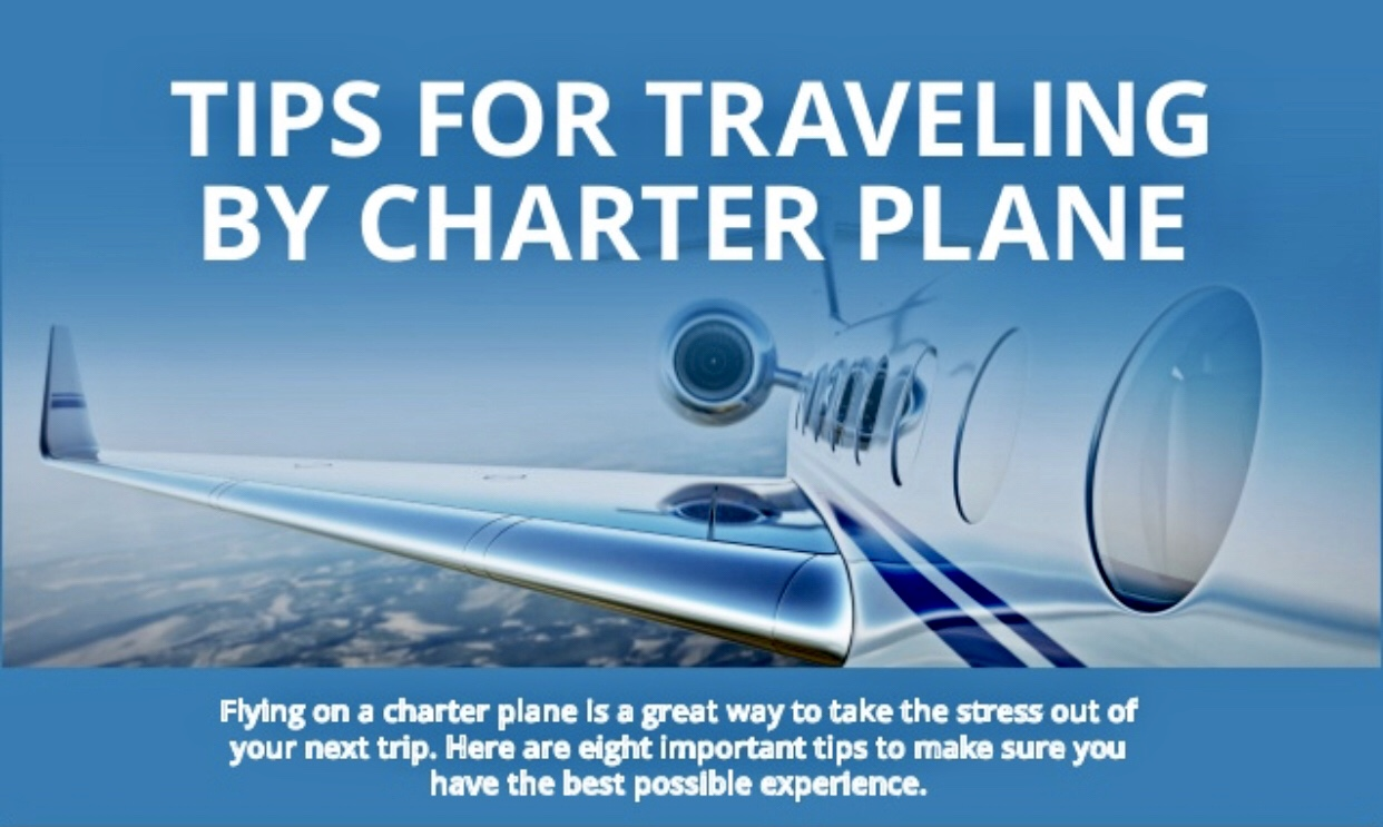 Read more about the article Interested in chartering your own aircraft? Here are some tips!